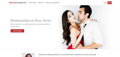 Ethical dating website